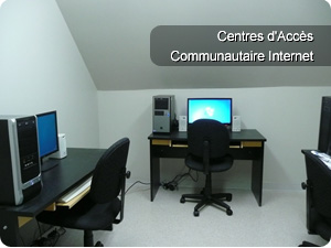 Centres d'Accès Communautaire Internet