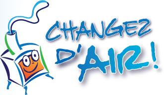 Changez d'air logo (Auteur : Changez d'air)